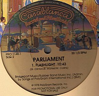Donna Summer / Parliament - Love To Love You Baby / Flashligh