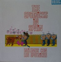 The Spotnicks - The Spotnicks In Spain
