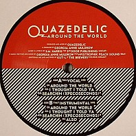 Quazedelic - Around The World