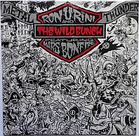 Ron Urini And The Wild Bunch Feat. Mars Bonfire - Metal Thunder