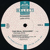 Roxanne with UTFO - The Real Roxanne / Roxanne's Back Side