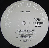 Saint Tropez - Fill My Life With Love / When You Are Gone