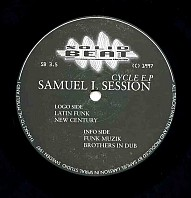 Samuel L Session - Cycle E.P