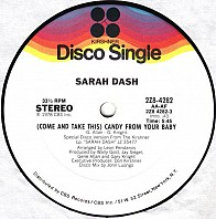 Sarah Dash - (Come And Take This) Candy From Your Baby