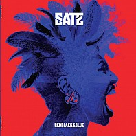 SATE - Red Black & Blue