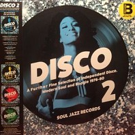 Various - Disco 2 (A Further Fine Selection Of Independent Disco, Modern Soul & Boogie 1976-80)