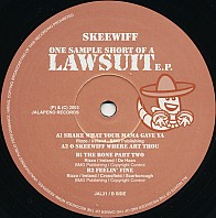 Skeewiff - One Sample Short Of A Lawsuit E.P.