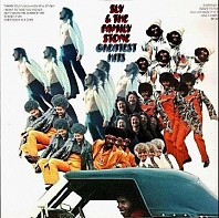 Sly & The Family Stone ‎ - Greatest Hits