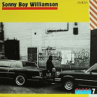 Sonny Boy Williamson - Sonny Boy Williamson