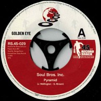 Soul Bros. Inc. - Pyramid / Pyramid (Chris Rhythm Spiritual Mix)