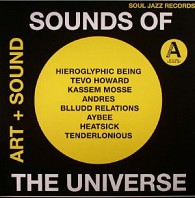 Various Artists - Sounds Of The Universe (Art + Sound) (Record A)