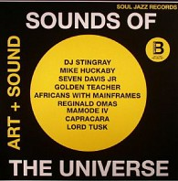 Sounds Of The Universe (Art + Sound) (Record B)