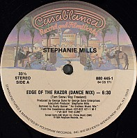 Stephanie Mills - Edge Of The Razor