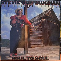 Stevie Ray Vaughan And Double Trouble - Soul To Soul