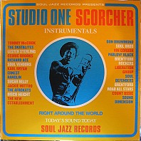 Various Artists - Studio One Scorcher