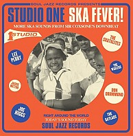 Various Artists - Studio One Ska Fever !