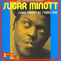 Sugar Minott - Sugar Minott At Studio On
