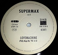 Supermax - Lovemachine (Philly Mega Mix '93)