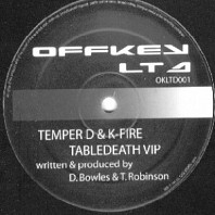 Temper D & K Fire / Proket - Tabledeath VIP / Proportion (Lethal And Khanage Remix)