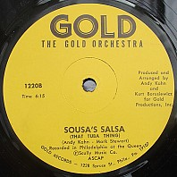 The Gold Orchestra - Sousa's Salsa (That Tuba Thing)