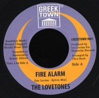 The Lovetones - Fire Alarm / On The Other Side