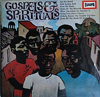 The Pennsylvania Gospel Group - The Pearls Of Joy ‎– Gospels & Spirituals