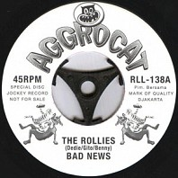 The Rollies - Bad News / Alamku