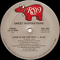 The Sweet Inspirations - Love Is On The Way
