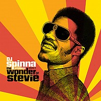 DJ Spinna ‎ - The Wonder Of Stevie (Volume 3)