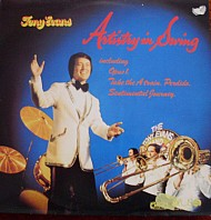 Tony Evans & His Orchestra - Artistry In Swing