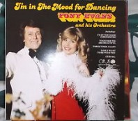 Tony Evans And His Orchestra - I'm In The Mood For Dancing