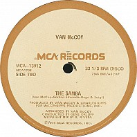 Van McCoy - Lonely Dancer / The Samba