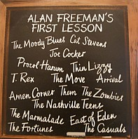 Alan Freeman's First Lesson