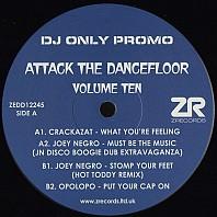 Various Artists - Attack The Dancefloor Volume Ten