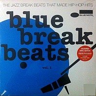 Various Artists - Blue Break Beats - Vol. 1