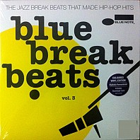 Blue Break Beats - Vol. 3
