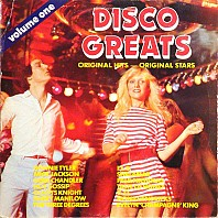Disco Greats Volume One