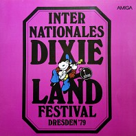 Internationales Dixieland Festival Dresden '79