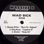 Various Artists - Mad Sick Riddim