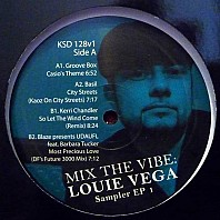 Mix The Vibe: Louie Vega - Sampler EP 1