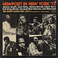 Various Artists - Newport In New York '72 (The Jimmy Smith Jam) Volume 5