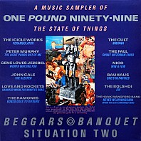 Various Artists - One Pound Ninety-Nine - A Music Sampler Of The State Of Things