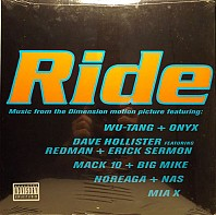Various Artists - Ride (Music From The Dimension Motion Picture)