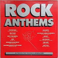 Various Artists - Rock Anthems