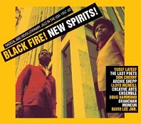 Black Fire! New Spirits!
