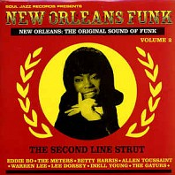 New Orleans Funk Volume 2 - The Second Line Strut