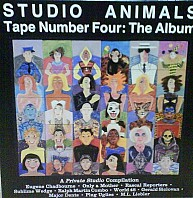 Various Artists - Studio Animals, Tape Number Four: The Album
