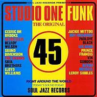 Various Artists - Studio One Funk