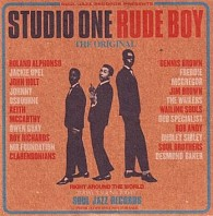 Various Artists - Studio One Rude Boy