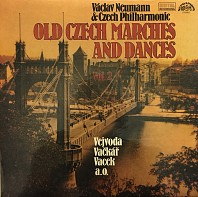 Vejvoda, Vačkář & Vacek - Old Czech Marches And Dances Vol. 2